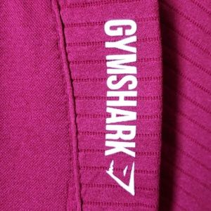 Beet red gymshark leggings